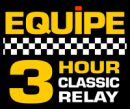 Three Hour Relay Logo